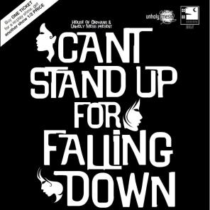 Poster for Can't Stand Up For Falling Down
