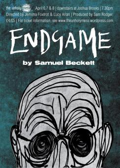 Poster for '.Endgame'.